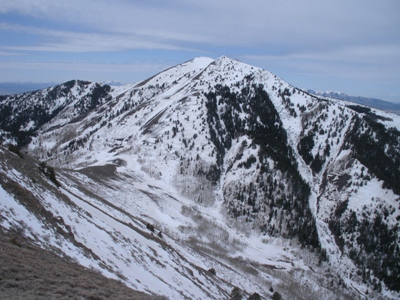 Bald Mountain, East