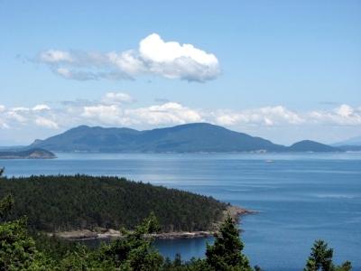 Cypress Island - 1,525' Washington