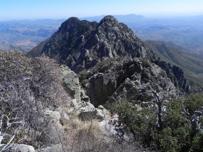 Four Peaks, South Middle
