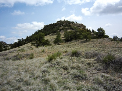 Hogback Mountain 5070 Nebraska