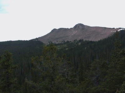 Middle Bald Mountain