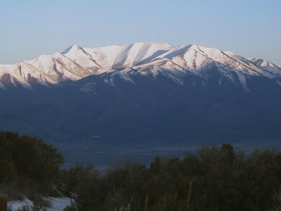 Flat Top Mountain - 10,620' Utah