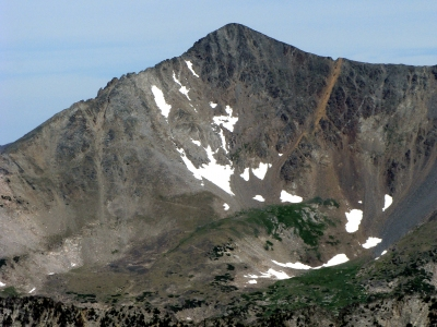 Conical Peak