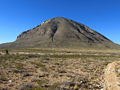 San Antonio Mountain 7 023 Texas