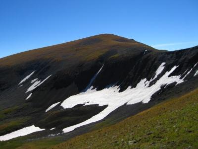west elk peak 13 035 colorado