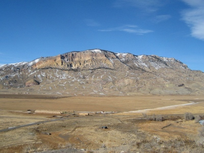Sheep Mountain, East