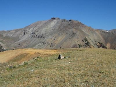 Brown Mountain - 12,161' Wyoming